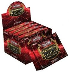 Premium Gold: Infinite Gold Display Box of 5 Gold Boxes