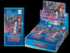 G Booster Tech Vol. 09: Divine Dragon Caper Booster Box