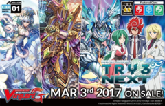 G Character Booster 01: TRY3 NEXT - Booster Box