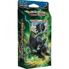 XY BREAKPoint - Theme Deck Luxray