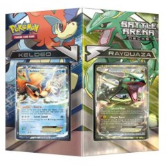 Battle Arena Decks: Rayquaza VS Keldeo