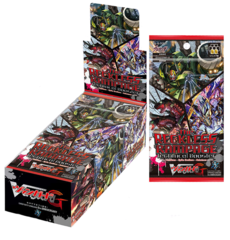 G Technical Booster 01: The RECKLESS RAMPAGE Booster Box