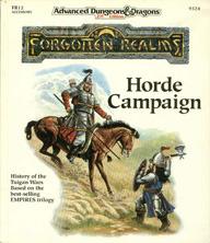 FR12 Horde Campaign