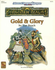 FR15 Gold & Glory
