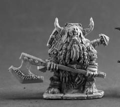 Dwarf Bodyguard