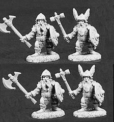 Dwarven Wariors (4)