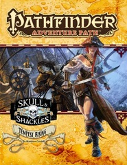 Pathfinder Adventure Path #57: Tempest Rising (Skull & Shackles 3 of 6)