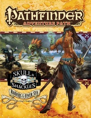 Pathfinder Adventure Path #56: Raiders of the Fever Sea (Skull & Shackles 2 of 6)