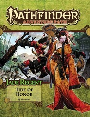 Pathfinder Adventure Path #53: Tide of Honor (Jade Regent 5 of 6)