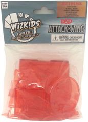 Attack Wing: Dungeons and Dragons Red Base and Peg