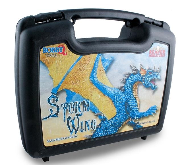 Stormwing, Blue Dragon
