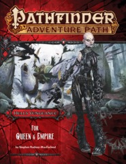 Pathfinder RPG Adventure Path #106 For Queen & Empire (Hell's Vengeance 4 of 6)