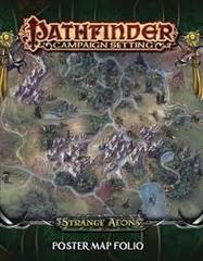 Strange Aeons Poster Map Folio