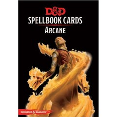 Dungeons & Dragons: Updated Spellbook Cards - Arcane Deck