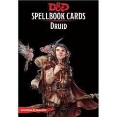 Dungeons & Dragons: Updated Spellbook Cards - Druid Deck