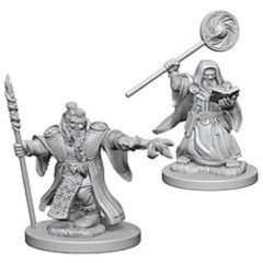 Dwarf Male Wizards