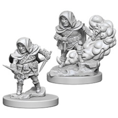 Halfling Male Rogues
