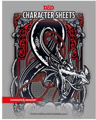 5th Edition Character Sheets