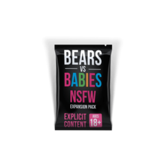 Bears Vs. Babies: NSFW Expansion Pack