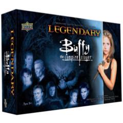 Legendary Buffy The Vampire Slayer Bg