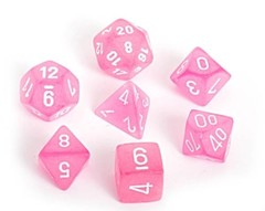 CHX27464 Frosted Pink w/White