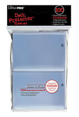 Ultra Pro Pro-Matte Sleeves - Clear (100 ct.)
