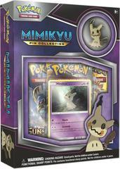 Pokemon - Mimikyu Pin Collection Trading Cards - Multi