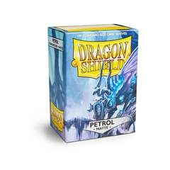 Dragon Shield Box of 100 in Petrol