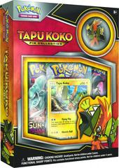 Tapu Koko Collector's Pin