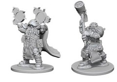 Dwarf Cleric (Male)