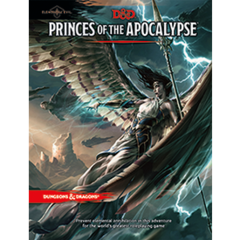 Dungeons and Dragons 5th Edition RPG: Princes of the Apocalypse