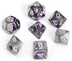 CHX26432 Purple-Steel w/White