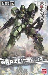 Iron-Blooded Orphans Graze Standard/Commander Type