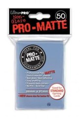 Ultra Pro Pro-Matte Sleeves - Clear (50 ct.)