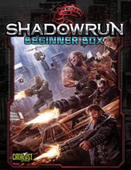 Shadowrun 5th edition: Beginner Box
