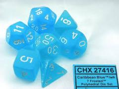 CHX27416 Caribbean Blue White
