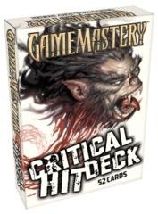 Pathfinder Gamemastery Critical Hit Deck