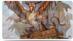 Magic the Gathering: Aether Revolt Play Mat - Freejam Regent