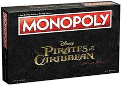 Monopoly - Pirates Of The Caribbean (2017)