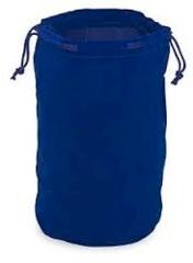 Velveteen Dice Bag - Blue