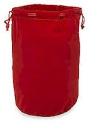 Velveteen Dice Bag - Red
