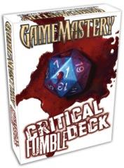 Pathfinder Gamemastery Critical Fumble Deck