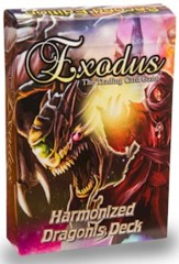 Harmonized Dragonis 2nd Ed Deck Exodus TCG
