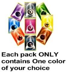 Pokemon Energy Pack