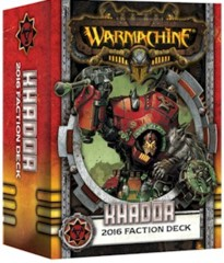 KHADOR - FACTION DECK (MK III)