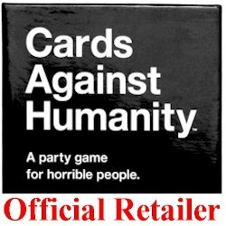 Cards Against Humanity Official Retailer