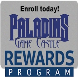 Paladin Rewards Program