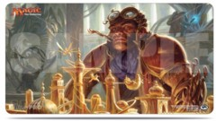 Magic the Gathering: Aether Revolt Play Mat - Sram, Senior Edificer