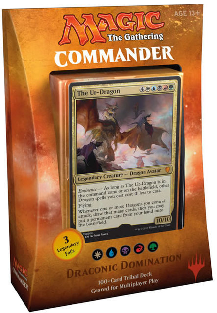 Commander 2017: Draconic Domination