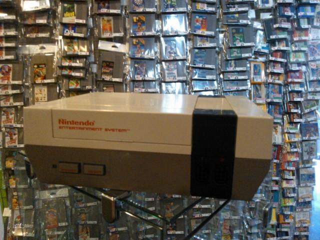 Nintendo Entertainment System Front Loader